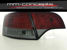 Audi A4 S4 RS4 Avant Kombi Led Rückleuchten rot schwarz Typ 8e B7