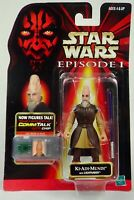 Ki-Adi-Mundi Action Figure & CommTalk Chip, Star Wars Episode 1, Collection 3