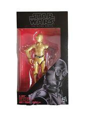 "Star Wars 6"" Action Figure Black Series #29 C-3PO (Resistance Base) NEW"