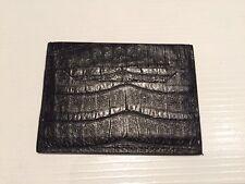 Authentic Crocodile Skin Credit Card Holder/ Christmas Gift/ Wedding Gift