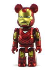 Marvel Medicom Iron Man Bearbrick 100% Figure Series 20 Be@rbrick