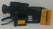 Minolta Xl 601-Super 8 película Lente de Cámara 1.7/7.5-45mm