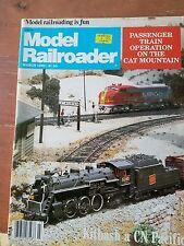 Model Railroader Magazine March 1980