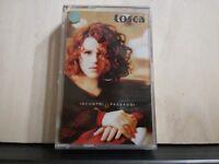 TOSCA -INCONTRI E PASSAGGI -musicassetta sigillata timbro SIAE a secco 1997