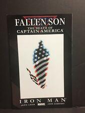 Fallen Son:The Death of Captain America  #5  VF 2007 High Grade Marvel Comic