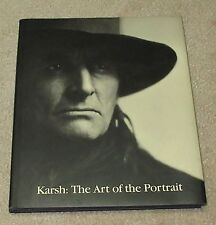 Karsh: The Art of the Portrait - photography