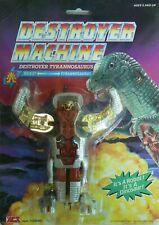 1993 YCT DESTROYER MACHINE TYRANNOSAURUS ROBOT GoBot Transformer type, BRAND NEW
