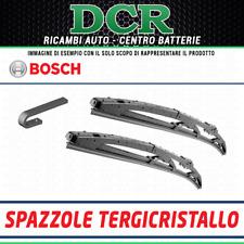 Kit 2 Spazzole tergicristallo anteriore BOSCH 3397118304 FIAT PANDA (169_) 1.2