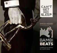 BAMBI BEATS (CAN'T GET NO SLEEP) ZAPPI IBIZA  2 CD NEU