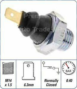PAT Oil Pressure Switch OPS-049 fits Renault 16 1.5, 1.6 TS (1151, 1154)