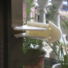 2Pcs Security Sliding Window Door Sash Lock Catch Kids Child Safety Care Drs