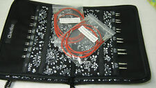 ChiaoGoo Twist Red Lace Complete kurze Nadelspitzen Set (2.75 - 10.0 mm) 7400-C