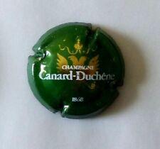 capsule de champagne CANARD DUCHENE n° 43 vert