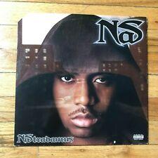 Nas – Nastradamus 2xLP OG pressing 90's hip hop VG++