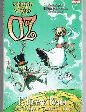 Wizard of Oz 4 Vols by  Baum, Shanower & Skottie Young Marvel  HCs 1st Prints