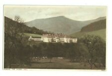 Postcard Peebles Hydro Hotel  Photochrom series
