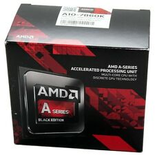 AMD A10 7860K Godavari Quad-Core 3.6 GHz Socket FM2+ 65W Black Edition Processor