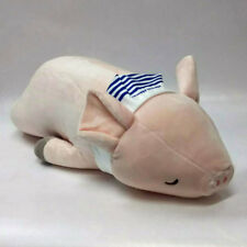 Marshmallow-Soft Body Pillow Pig