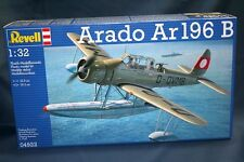 ARADO Ar196 B  REVELL 1/32 PLASTIC KIT