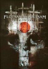 Flotsam and Jetsam-Live au Japon DVD