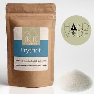 1000g Erythrit Zucker Ersatzstoff Erythritol veganes Süßungsmittel  Diät Zucker