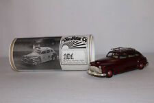 Sun Motor Co, 1948 DeSoto Sedan with Roof Rack, with Box, 1/43 Scale