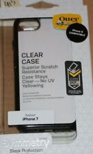 Authentic Otterbox Symmetry Case Cover For iPhone 7 / 8 77-53952 Clear/Black 415