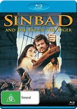 USED (VG) Sinbad & The Eye of the Tiger [Blu-ray] (2015)