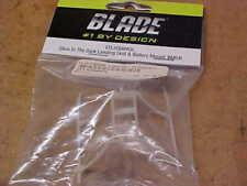 BLADE HELICOPTR PART - ELFH3004GL = LANDING SKID - GLOW IN THE DARK : BMSR (NEW)