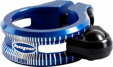 Hope Dropper Seat Clamp 34.9mm Blue