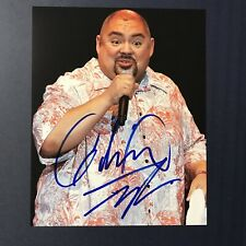 GABRIEL IGLESIAS FLUFFY STAND UP COMEDIAN SIGNED 8X10 PHOTO COMEDY HILARIOUS COA