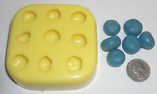 Blueberries Soap & Candle Mold -9 cavities