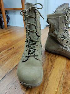 Belleville Tactical Research Leather Minimalist Combat Boots TR105 Men SIZE 11.5