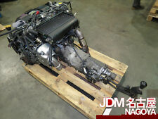 JDM Subaru Legacy RSK & GT-B MY99-00 EJ208 Twin Turbo Engine 5 Speed AWD M/T