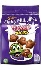 10 x Cadbury Freddo Faces Pouches 105g - FREE POSTAGE - *SALE*