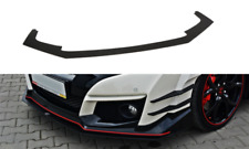 FRONT RACING SPLITTER VER.1 HONDA CIVIC MK9 TYPE R (FK2) (2015-UP)