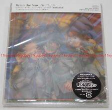 Brian the Sun HEROES Limited Edition Boku no My Hero Academia CD Sticker Japan