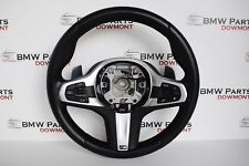 BMW x3 g01 Cuir Volant leather Boutons balancent Steering Wheel-palettes M Sport