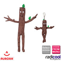 Aurora STICKMAN Plush Soft Toy 14 to 33cm Julia Donaldson Children's Gifts