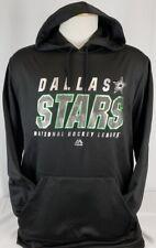 Brand New Majestic Fan Fashion NHL Dallas Stars Men's Hooded Sweatshirt