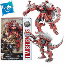 TRANSFORMERS 5 THE LAST KNIGHT SCORN VOYAGER ACTION FIGURES PREMIER EDITION TOY