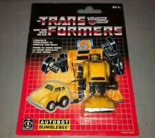 TRANSFORMERS mini BUMBLEBEE Walmart Reissue Figure Toy (ERROR no Autobot sticker