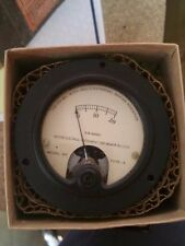 WESTON MOD.301 TYPE 5 WESTERN ELECTRIC KS-9490 PANEL METER