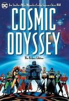 Cosmic Odyssey The Deluxe Edition NEW & SEALED OHC by Jim Starlin, Mike Mignola