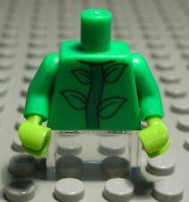 Lego Figur Zubehör Oberteil Grün mit Dekor                               (116 #)