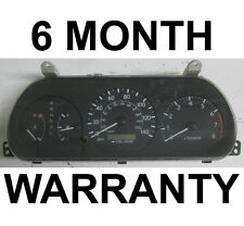 1997-2001 Toyota CAMRY Instrument Cluster Speedometer V6 (6 Cyl) - 6 MONTH WARR