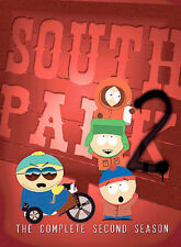 New listing South Park - The Complete Second Season (Dvd, 2003, 3-Disc Set, Three Disc Set)