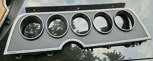 FORD 1972 1973 1974 1975 1976 Gran Torino Montego Ranchero plastic Dash bezel