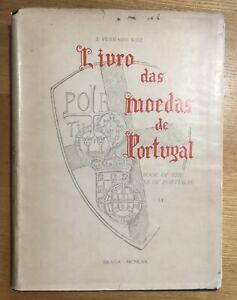 Livro das Moedas de Portugal.  Volume 2.  1970