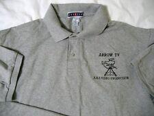 Arrow ® TV Video Production - Ashland Ohio High School - XL Large Polo Shirt New